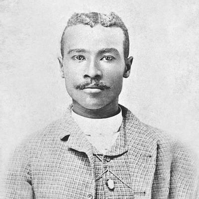 Gus Henderson Portrait