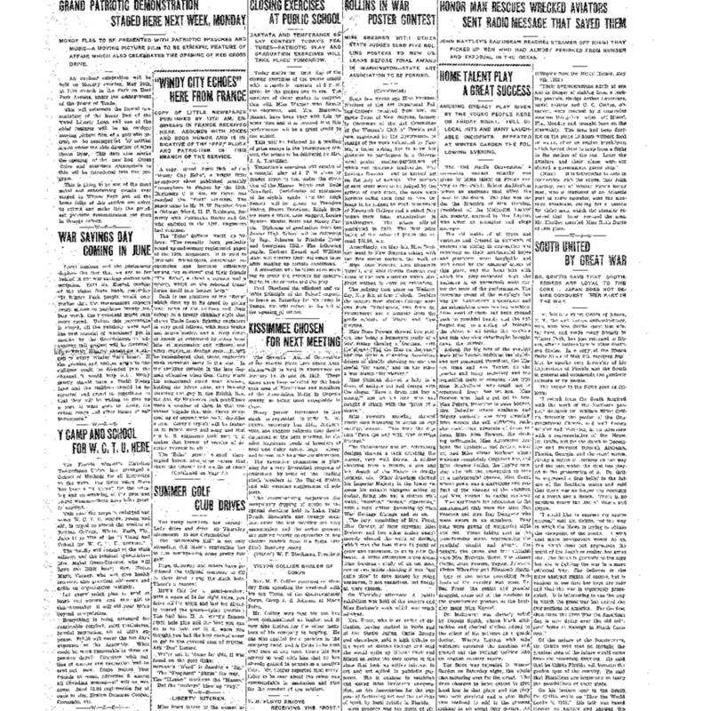 May 16, 1918