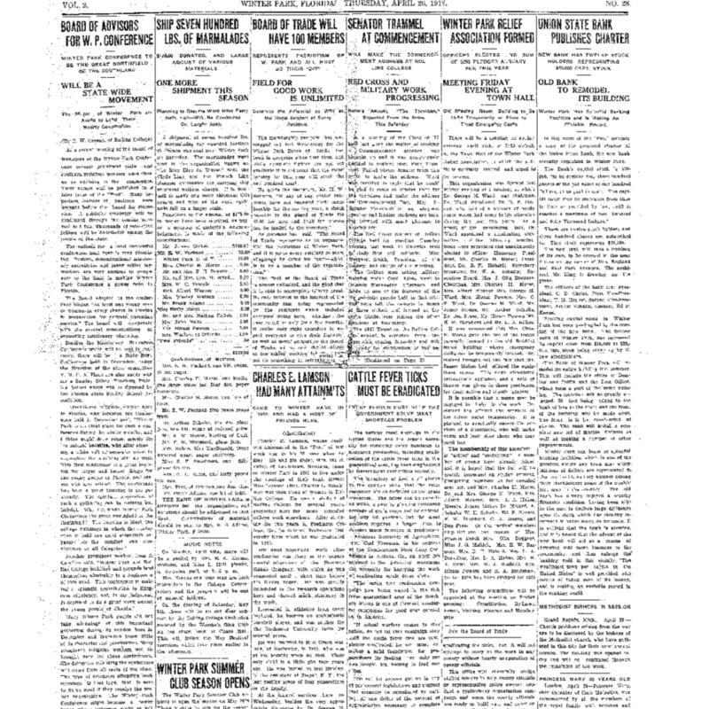 April 26, 1917