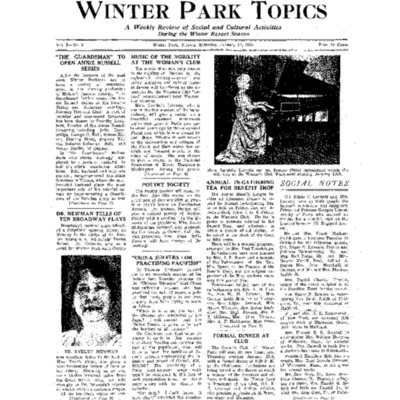 January 15, 1938