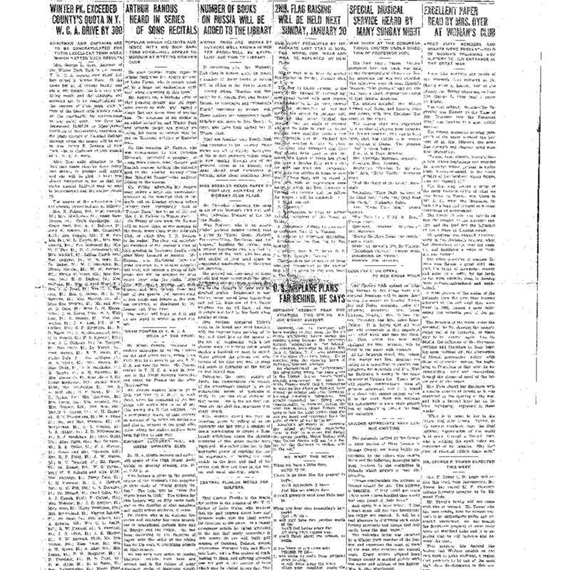January 17, 1918