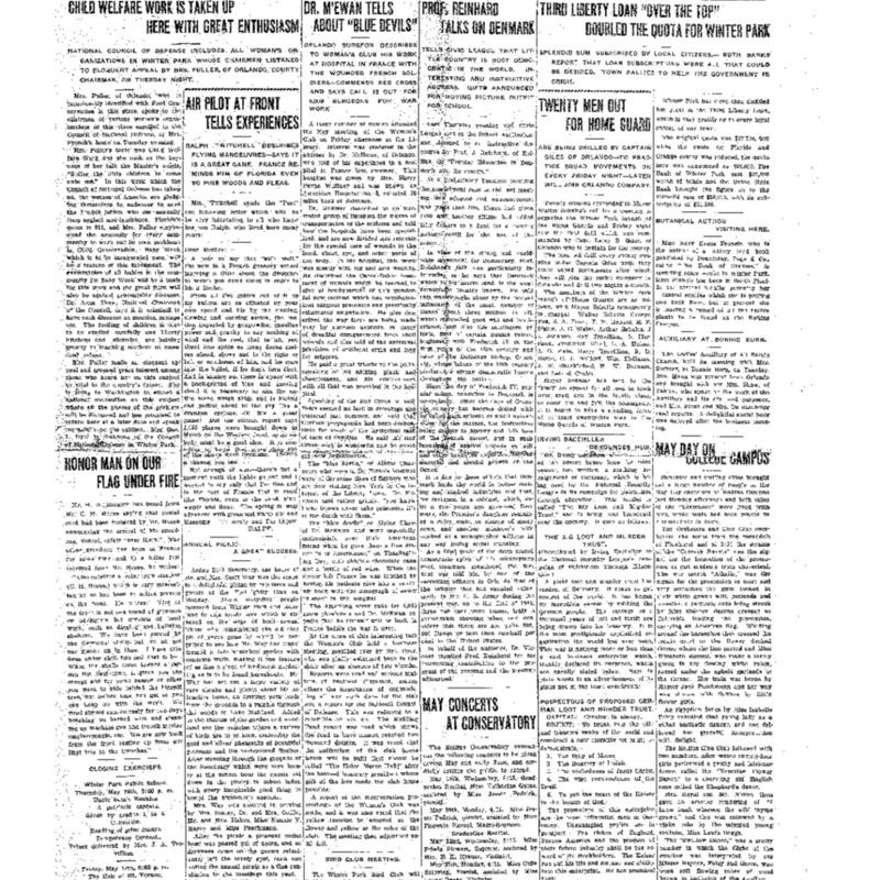 May 9, 1918