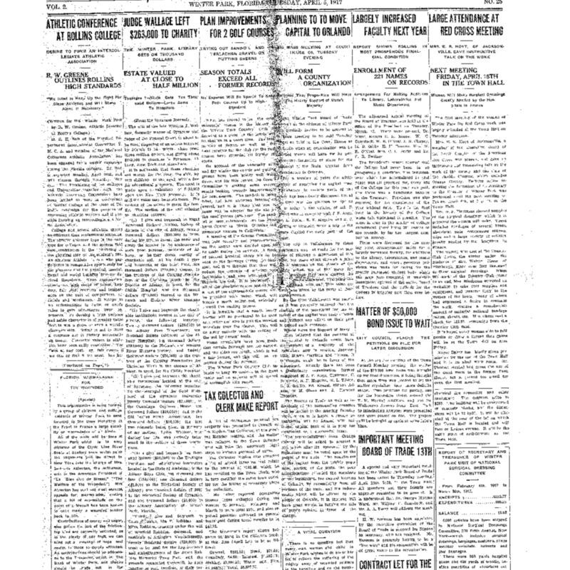 April 5, 1917