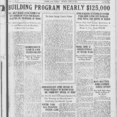 April 29, 1926