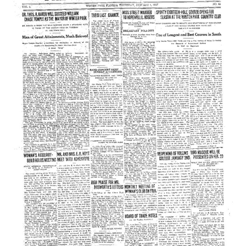 January 4, 1917