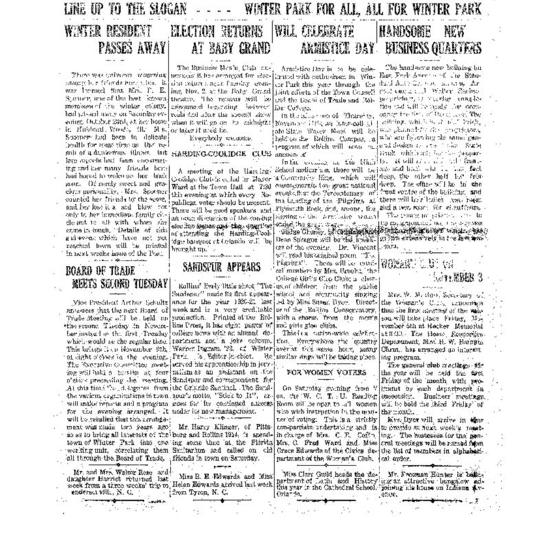 October 28, 1920