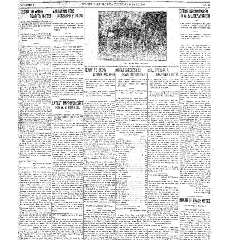 July 27, 1916